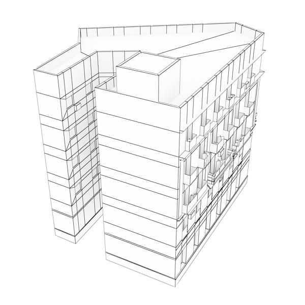 building 60 3d model 3ds max fbx texture obj 154028