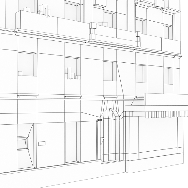 building 60 3d model 3ds max fbx texture obj 154029