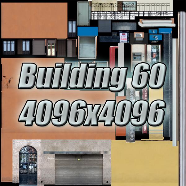 building 60 3d model 3ds max fbx texture obj 154030