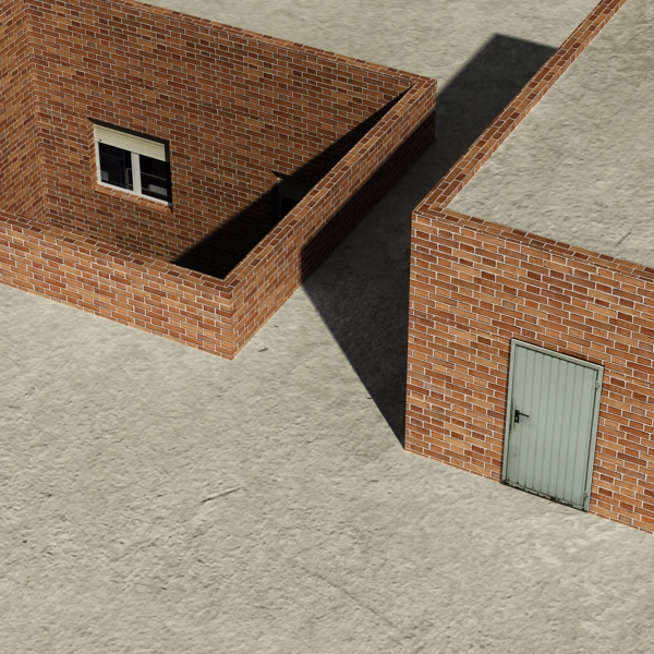 building 71 3d model 3ds max fbx texture obj 155644