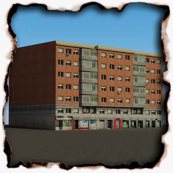 building 72 3d model 3ds max fbx texture obj 156052