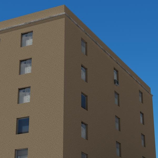 building 79 3d model 3ds max fbx texture obj 156880