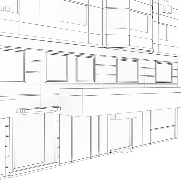 building 79 3d model 3ds max fbx texture obj 156886