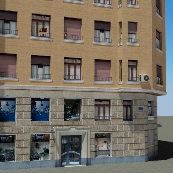 building 85 3d model 3ds max fbx texture obj 157219