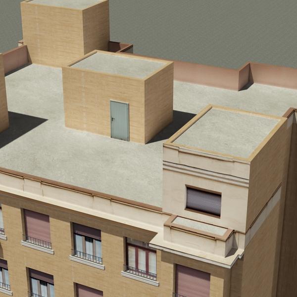 building 85 3d model 3ds max fbx texture obj 157223