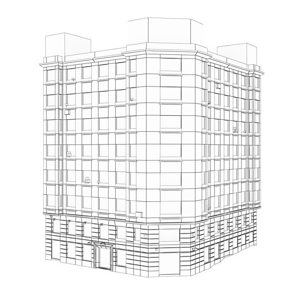 building 85 3d model 3ds max fbx texture obj 157228