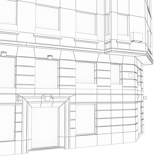 building 85 3d model 3ds max fbx texture obj 157230