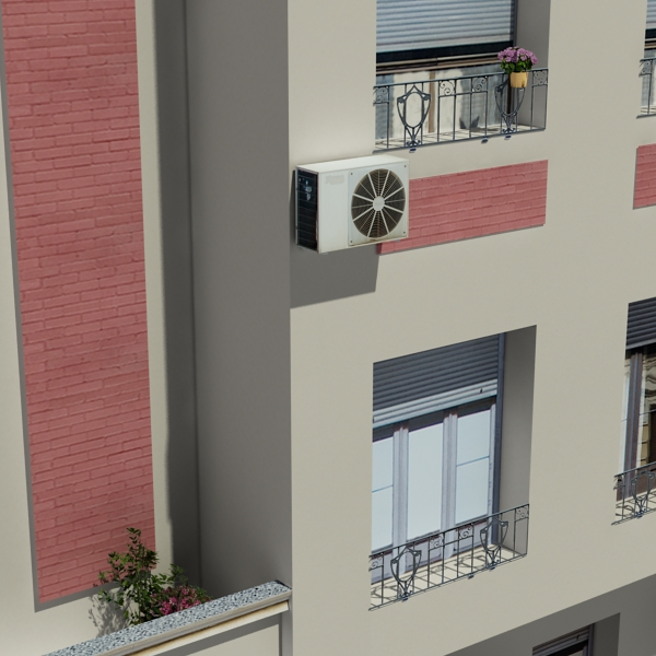 building 87 3d model 3ds max fbx texture obj 157372