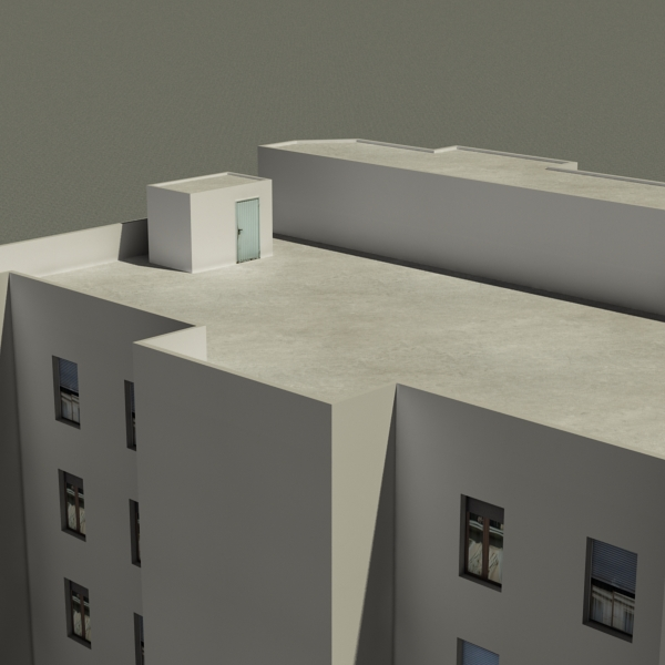 building 87 3d model 3ds max fbx texture obj 157374