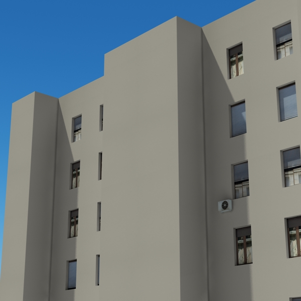 building 87 3d model 3ds max fbx texture obj 157375