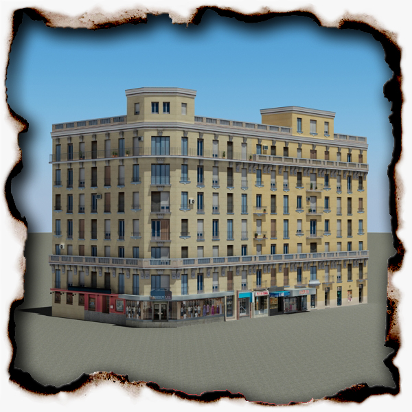 building 89 3d model 3ds max fbx texture obj 157513