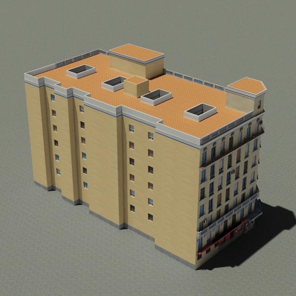 building 89 3d model 3ds max fbx texture obj 157515