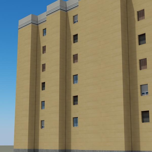 building 89 3d model 3ds max fbx texture obj 157523