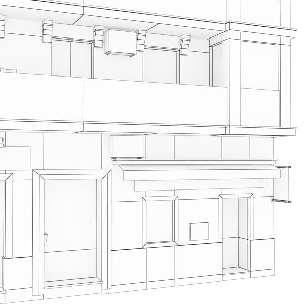 building 92 3d model 3ds max fbx texture obj 157604