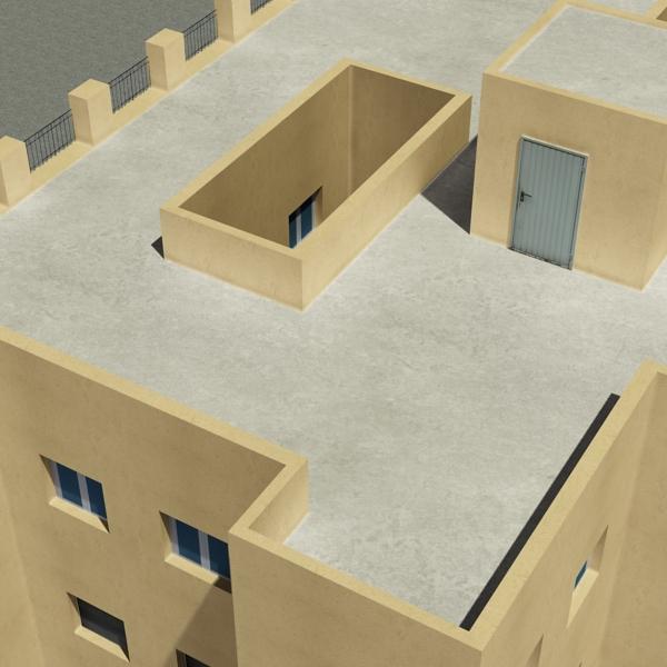 building 95 3d model 3ds max fbx texture obj 157685