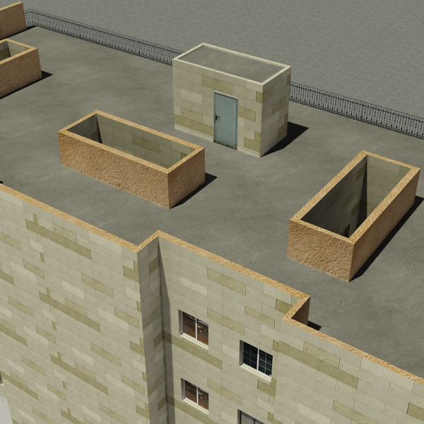 building 99 3d model 3ds max fbx texture obj 157813
