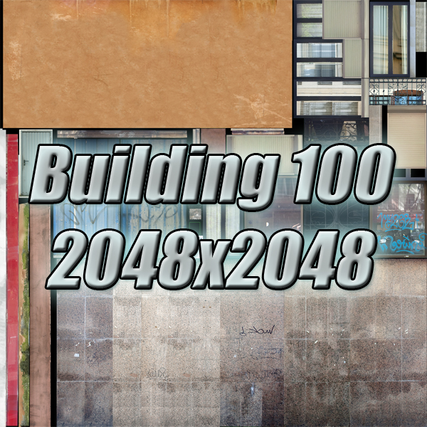 Building 100 ( 375.45KB jpg by VKModels )