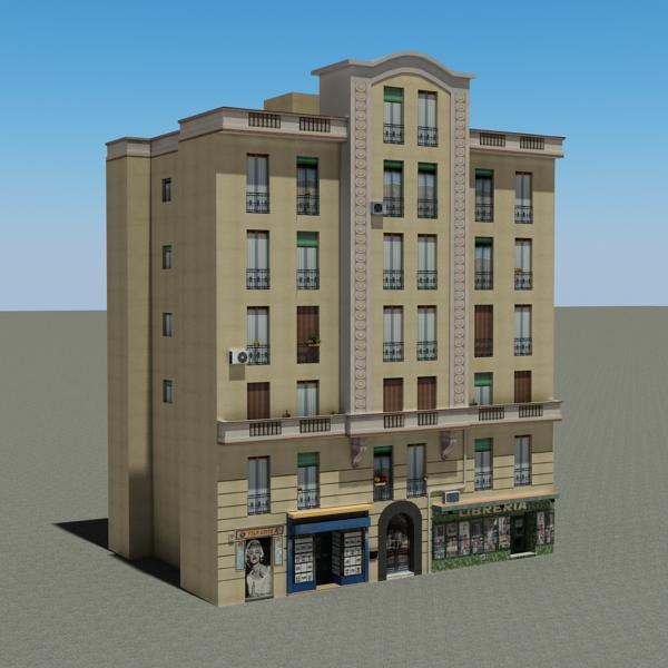 Building 101 ( 218.08KB jpg by VKModels )