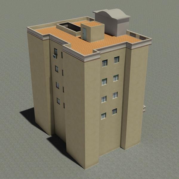 Building 101 ( 217.77KB jpg by VKModels )