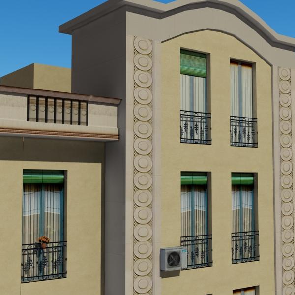 Building 101 ( 233.65KB jpg by VKModels )