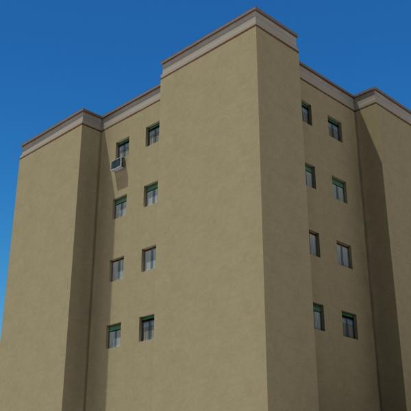 Building 101 ( 161.06KB jpg by VKModels )