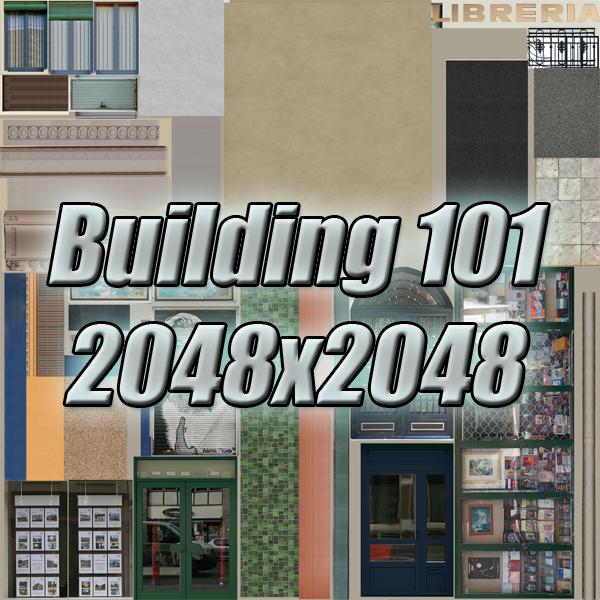Building 101 ( 347.47KB jpg by VKModels )