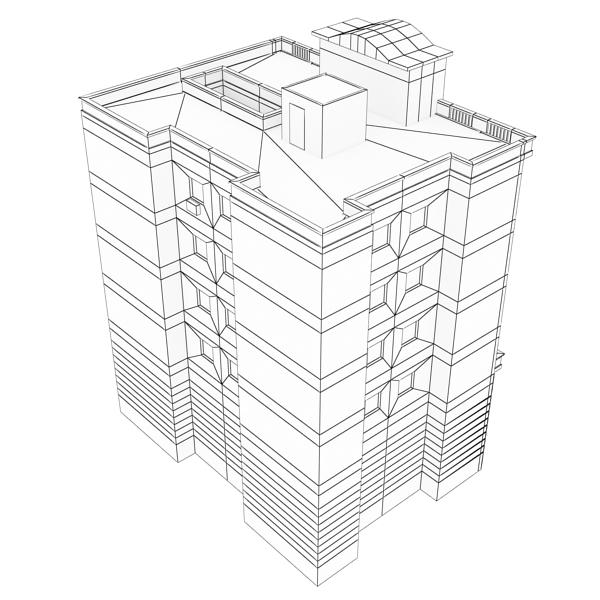 Building 101 ( 143.39KB jpg by VKModels )