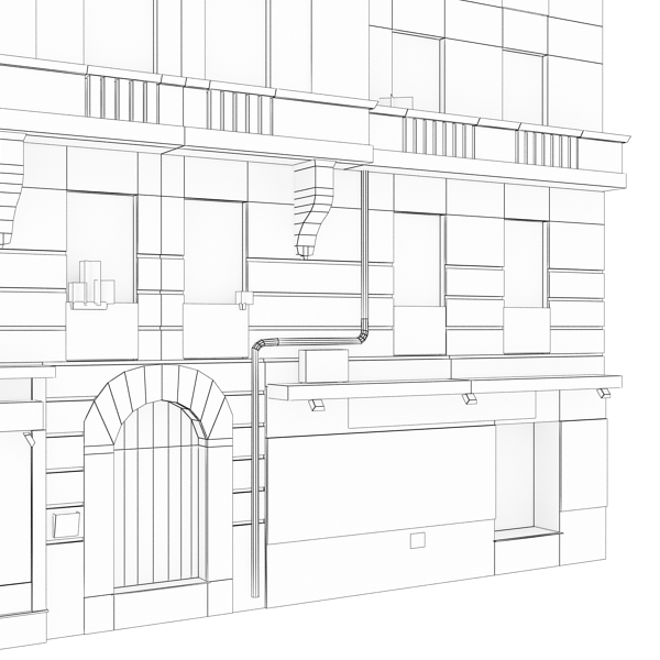 Building 101 ( 130.39KB jpg by VKModels )