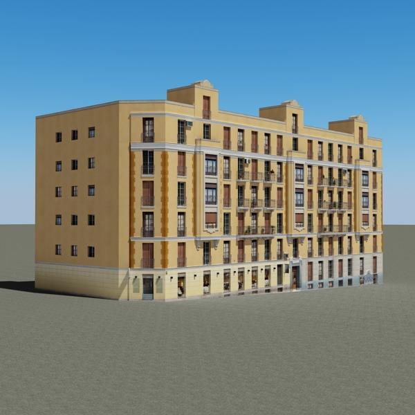 Building 103 ( 222.67KB jpg by VKModels )