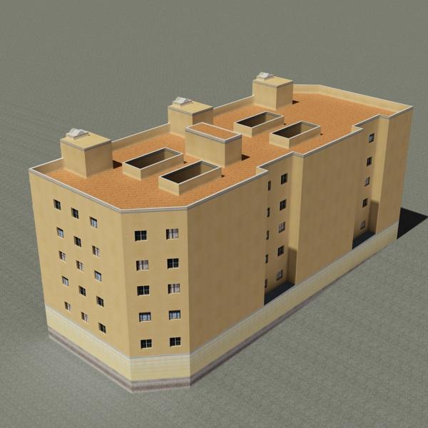 Building 103 ( 232.6KB jpg by VKModels )