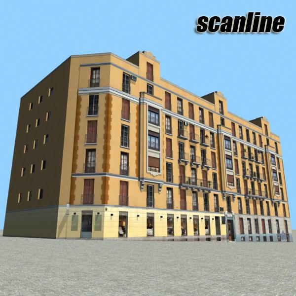 Building 103 ( 310.71KB jpg by VKModels )