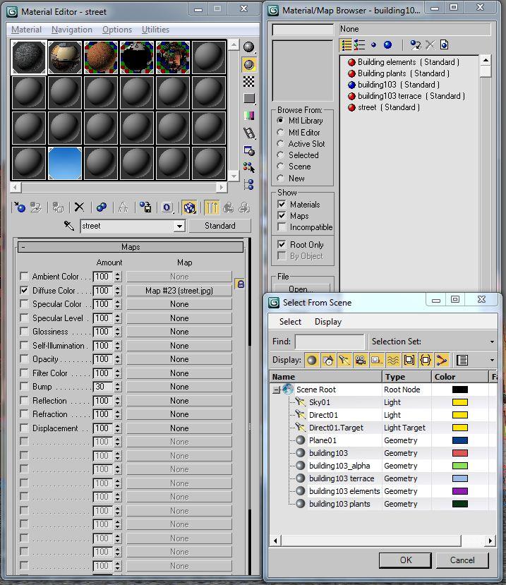 Building 103 ( 148.99KB jpg by VKModels )