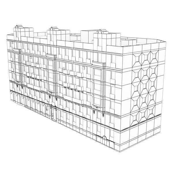 Building 103 ( 143.22KB jpg by VKModels )