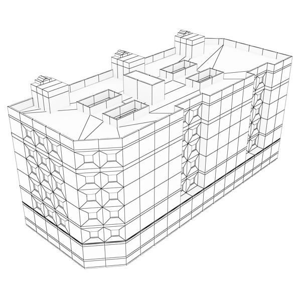 Building 103 ( 143.5KB jpg by VKModels )