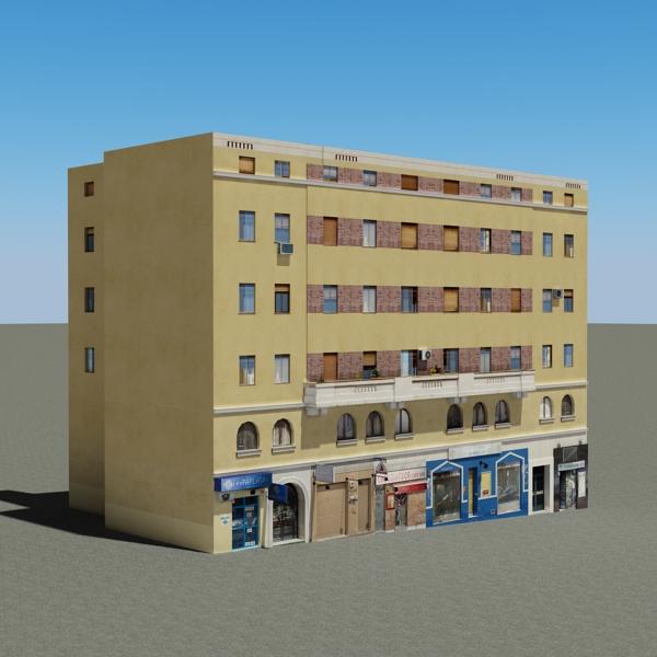 Building 104 ( 209.96KB jpg by VKModels )