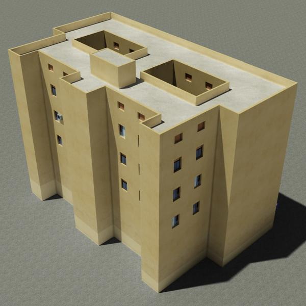 Building 104 ( 223KB jpg by VKModels )
