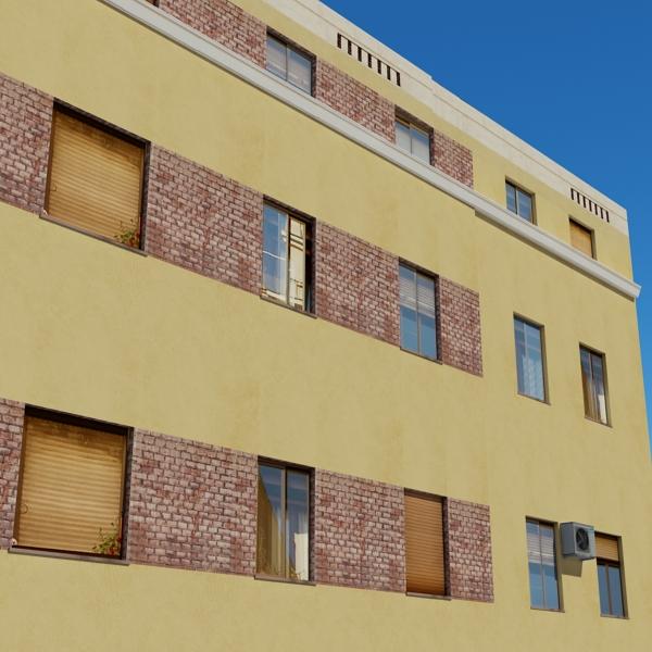 Building 104 ( 242.32KB jpg by VKModels )