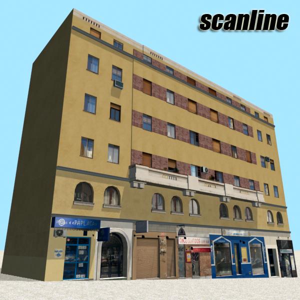 Building 104 ( 295.95KB jpg by VKModels )