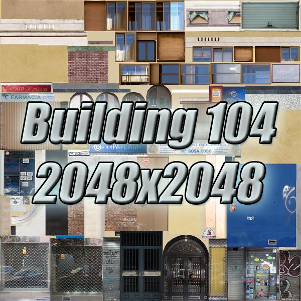 Building 104 ( 393.8KB jpg by VKModels )