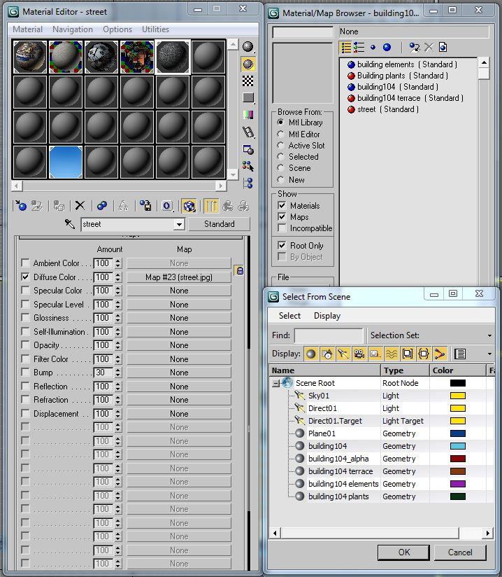 Building 104 ( 147.87KB jpg by VKModels )