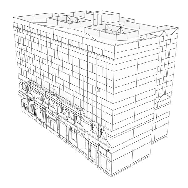 Building 104 ( 161.56KB jpg by VKModels )