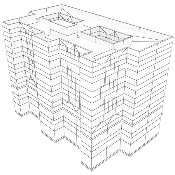 Building 104 ( 177.99KB jpg by VKModels )