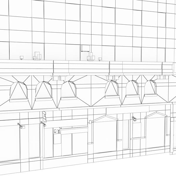 Building 104 ( 150.75KB jpg by VKModels )