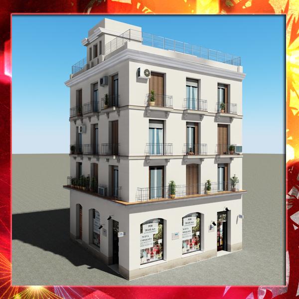 Building 47 ( 303.48KB jpg by VKModels )
