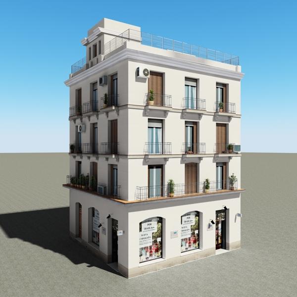 Building 47 ( 215.03KB jpg by VKModels )