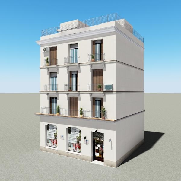 Building 47 ( 204.12KB jpg by VKModels )