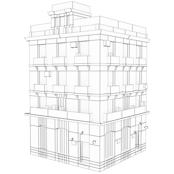 Building 47 ( 119.23KB jpg by VKModels )
