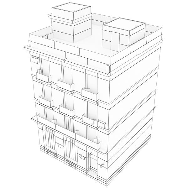 Building 47 ( 123.05KB jpg by VKModels )
