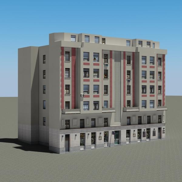 Building 87 ( 195.11KB jpg by VKModels )