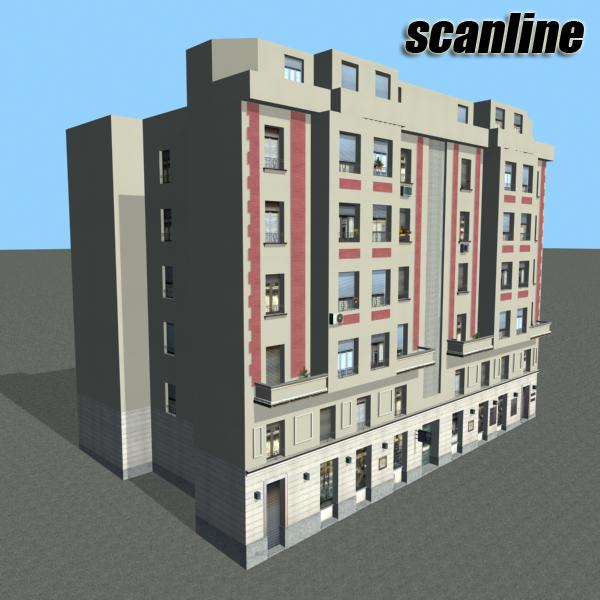 Building 87 ( 259.33KB jpg by VKModels )